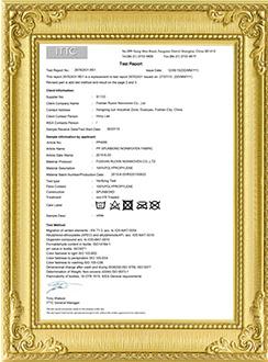 Rayonson Vlies, Ruixin, Enviro Industries Rohmaterial aus Vliesstoff Fabrikpreis für Erwachsene-9