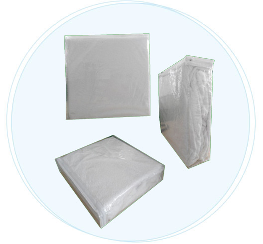 rayson nonwoven,ruixin,enviro-Terry Towelling Knitting King Size Bamboo Bed Bug Cotton Mattress Cove-4