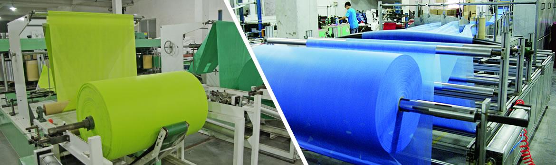 rayson nonwoven,ruixin,enviro-Non Woven Polypropylene Material for Medical SMS Nonwoven Fabric-9