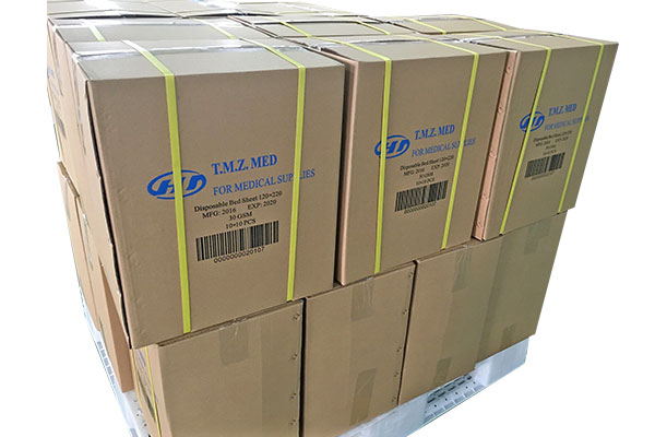 rayson nonwoven,ruixin,enviro-SS SMS pp spunbond nonwoven fabric produce medical bed sheet-11