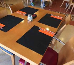 rayson nonwoven,ruixin,enviro-Wedding Table Linens Spunbond Tartan Printed Table Cloth-11