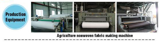 rayson nonwoven,ruixin,enviro-Anti Aging Pupular Agricultural Ground Cover Black White Color Spunbo-6