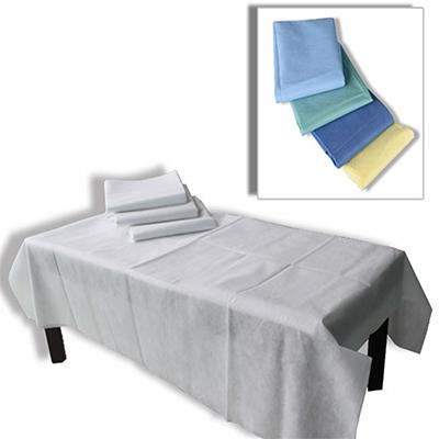 Pp desechable tela no tejida proceso de fabricación color con buen precio para hospital-1