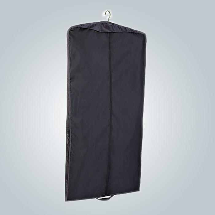 rayson nonwoven,ruixin,enviro-Small Size Recyclable Polypropylene Non Woven Suit Cover With Logo