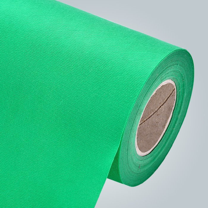 स्वच्छ उत्पादों के लिए नरम महसूस और हाइड्रोफिलिक स्पन बंधुआ पीपी गैर बुना कपड़ा