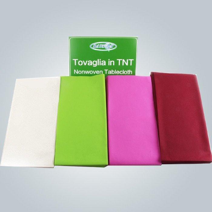 الجدول المطبوع المتاح من القماش في تي أن تي بوبولاريد للفندق