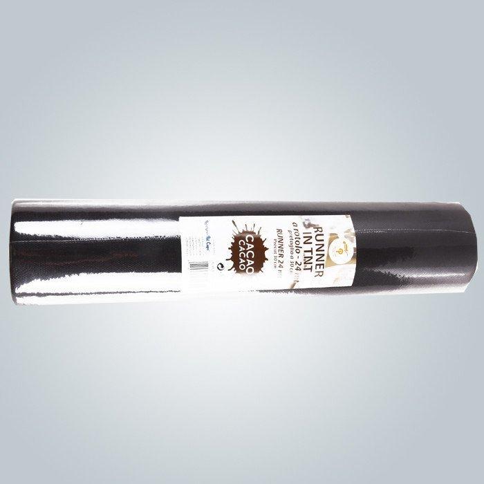 TNT Cubierta de tabla de pequeño rodillo una vez utilizada en la fiesta de boda