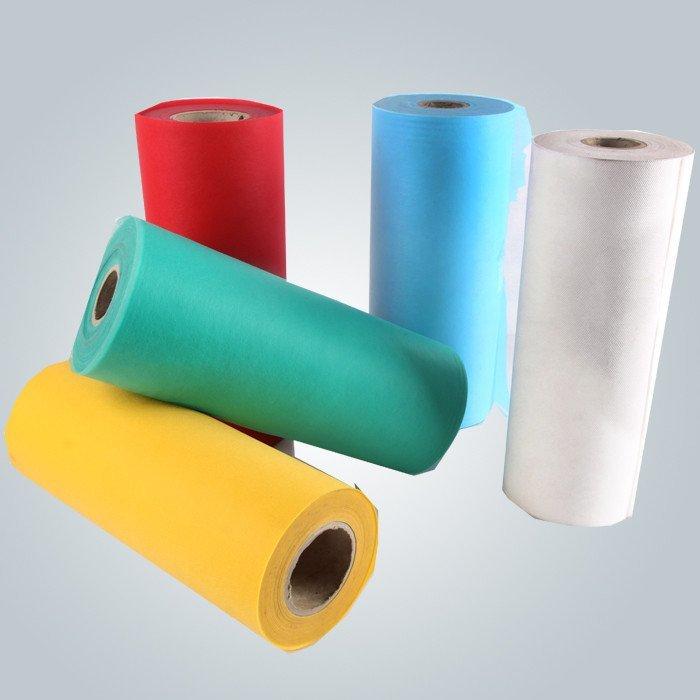 La marca Rayson es una fábrica de tejidos de polipropileno no tejido