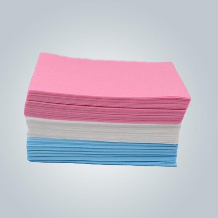 Klinik / otel hijyen mavi /Pink tek kullanımlık yatak levha kolay taşımak kağıt çarşaf