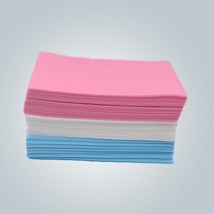 Klinik / Hygiene Blau /Pink Einweg Hotelbett Blatt einfach tragen Papier Bettlaken