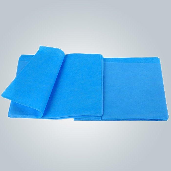 Aceite - prueba desechable sábana laminado no tejido tela Anti varios líquidos