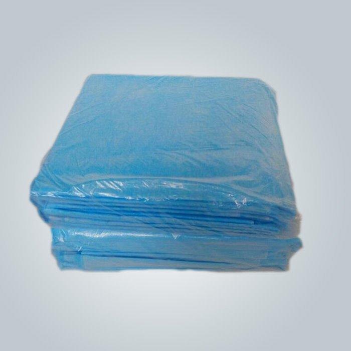 Öl - Beweis Einweg Bettlaken laminiert nichtgewebte Gewebe Anti verschiedene Flüssigkeiten