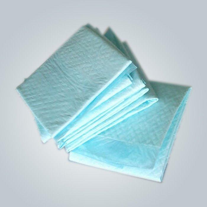 100 % Polypropylen PP Material grün Farbe 50 Gr Einweg-Vlies Bettlaken