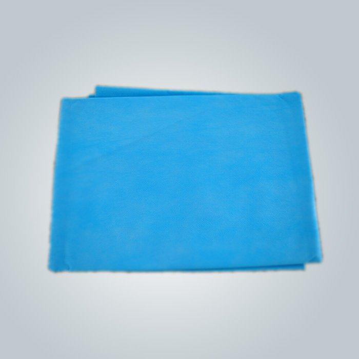 OEM Embalaje del personalizada SMS no tejido sábana para uso médico