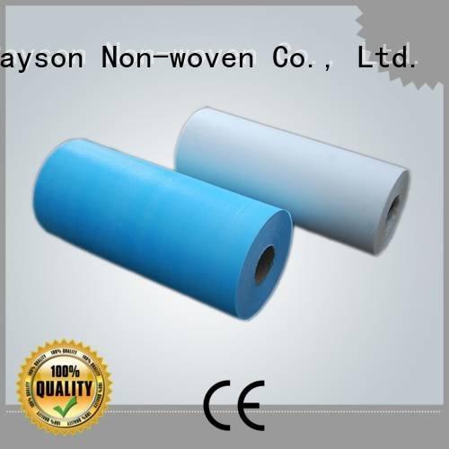 gsm shoe non woven fabric wholesale rayson nonwoven,ruixin,enviro Brand