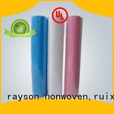 water easy nonwoven non woven fabric wholesale rayson nonwoven,ruixin,enviro