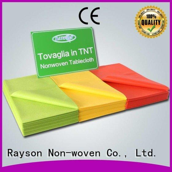 Hot non woven cloth mx14 rayson nonwoven,ruixin,enviro Brand
