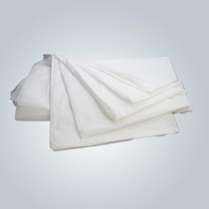 Cero contaminación tela no tejida para uso quirúrgico bueno para piel Touch