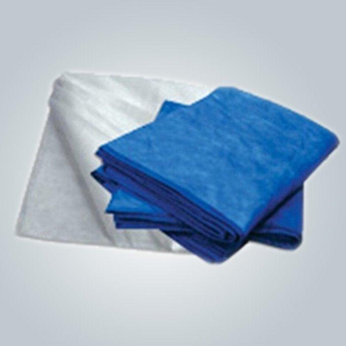 医療用ポリプロピレン製手術用不織布使い捨てベッド シート生地