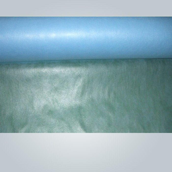 Laminado impermeable y la sábana no tejida hidrofílica para uso quirúrgico