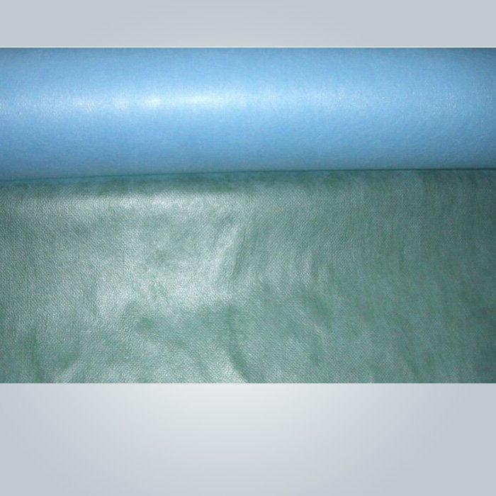 Prova dell'acqua laminato e idrofila lenzuolo tessuto non tessuto per uso chirurgico