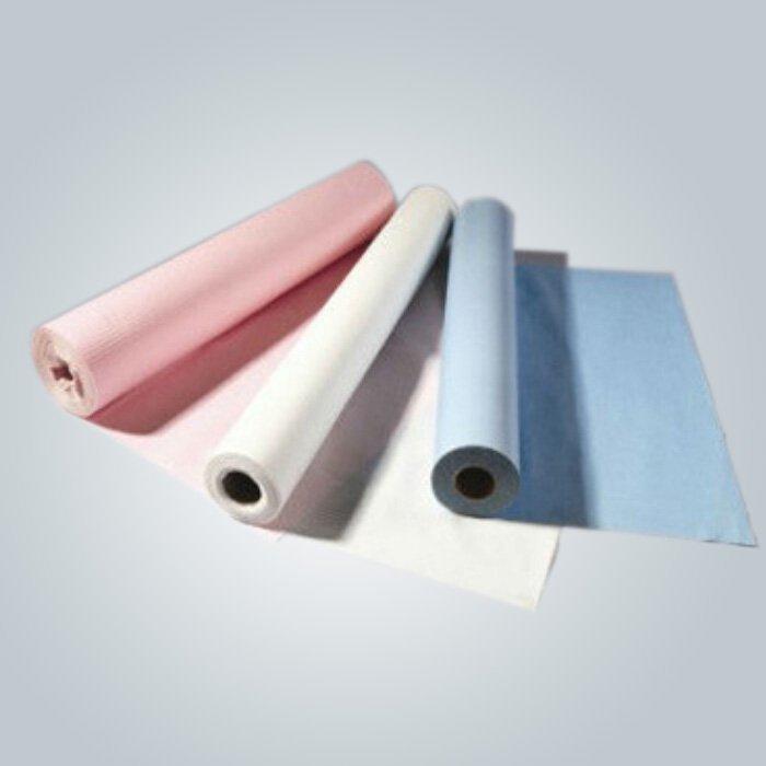Folha Multi cor profissional cama descartável não tecidos produtos