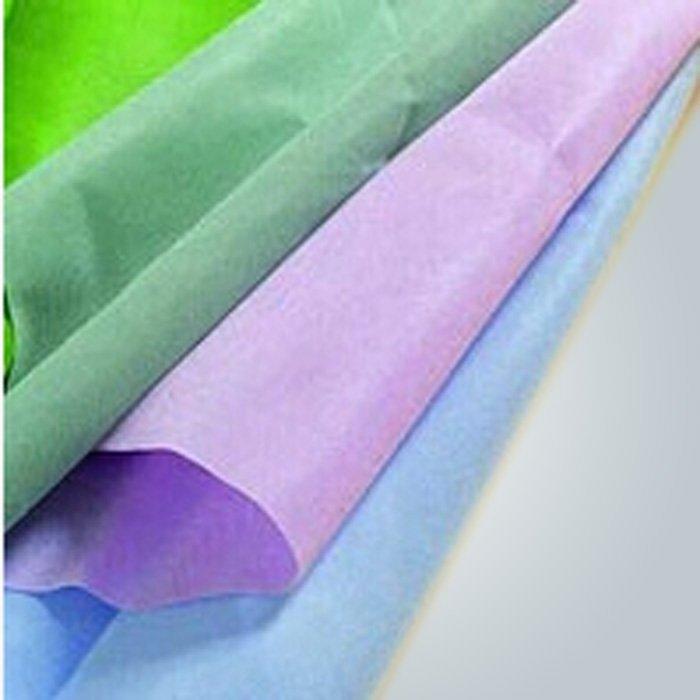 プロの非編まれた製品使い捨てベッド シート マルチ カラー