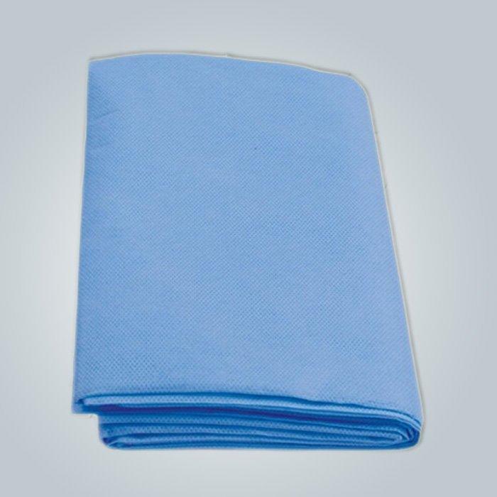 OEKOTEX Materias de primas de certificado no tejidos desechables para sábanas