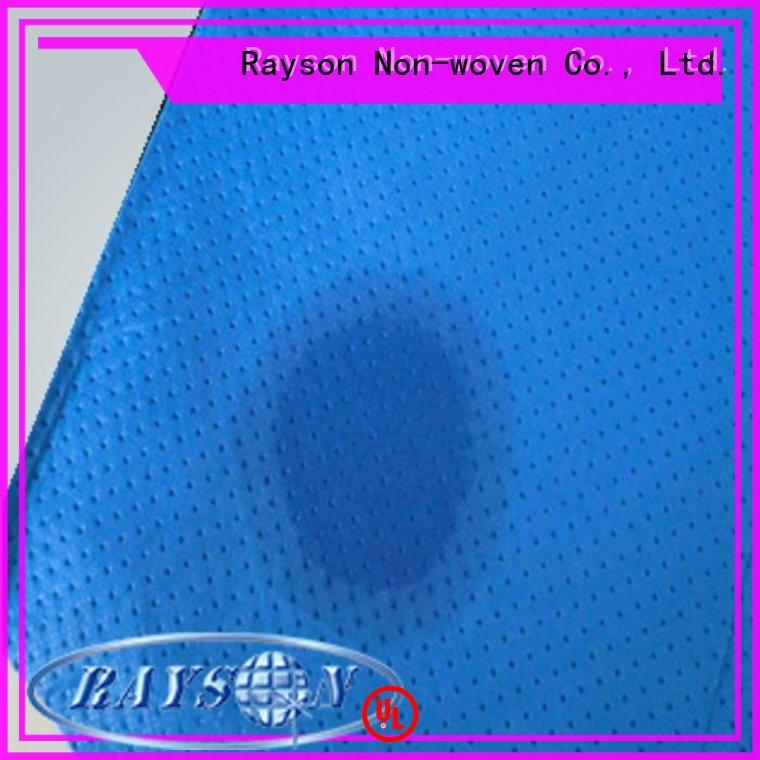 anti-slip laminated non woven fabric furniture from China for bath room