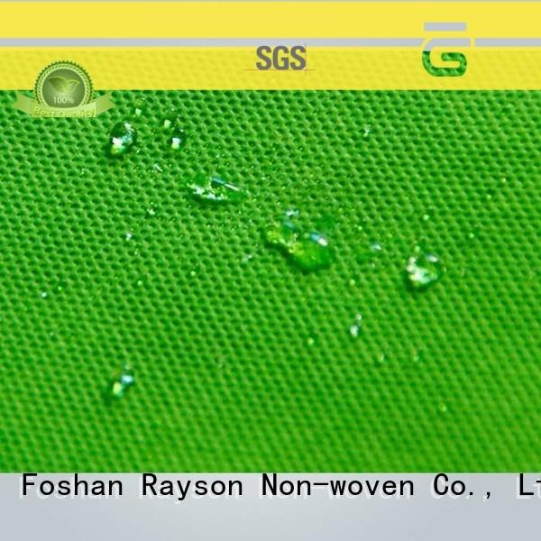 Rayson nonwoven, ruixin, enviro rulo olmayan dokuma geotekstil iyi fiyat ile çocuk için