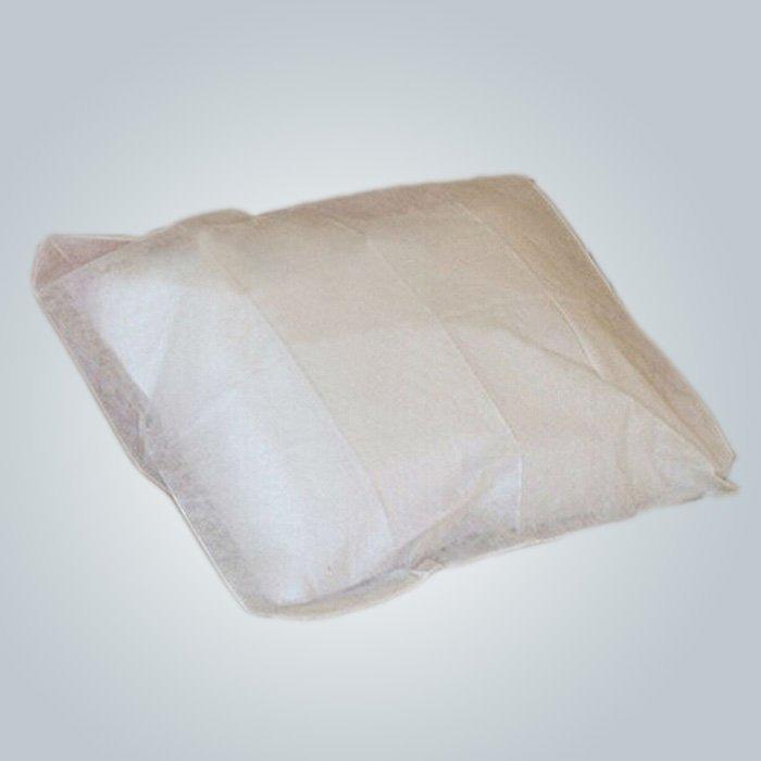 病院と診療所 PP 不織布枕ケースを使用滅菌使い捨て枕カバー