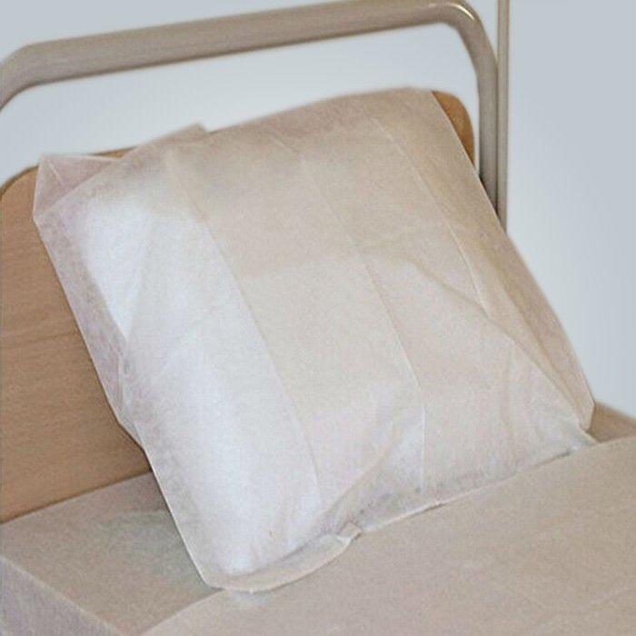Sterile Einweg-Kissenbezug verwendet in Krankenhaus und Klinik PP Vlies Kissen Fällen