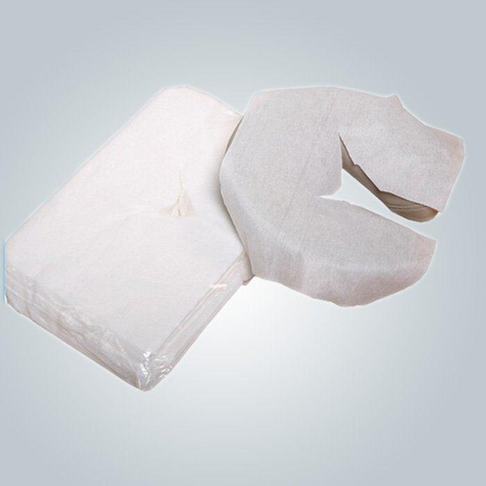 U- U-모양의 일회용 베개 슬립 편안한 목 경비 직 베개 커버