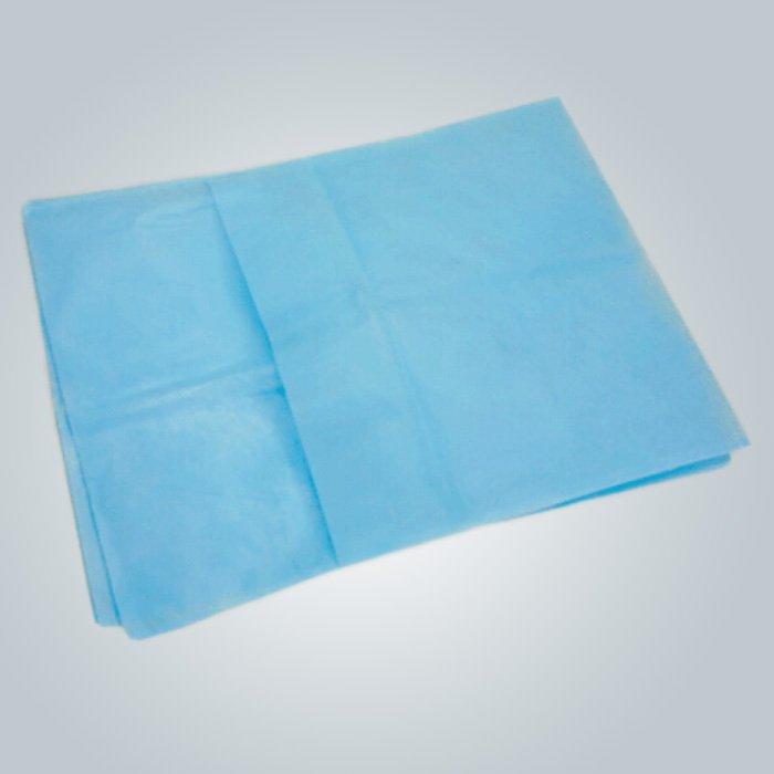 ロゴマーク印刷済航空会社不織布ヘッドレスト カバー/枕カバー OEM