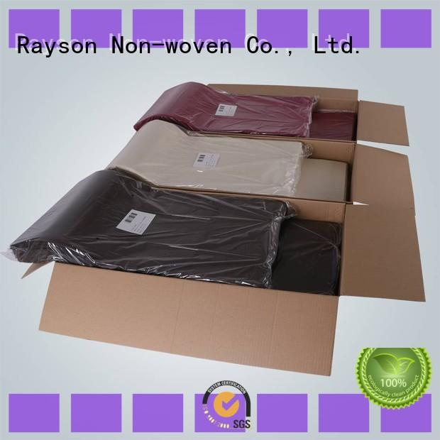 full green tablecloth fresh for tablecloth rayson nonwoven,ruixin,enviro