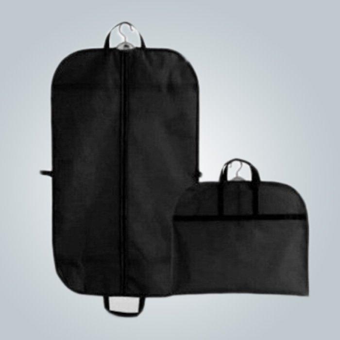 PP no tejido tela modificada para requisitos particulares disponible plegable ropa cubierta del juego