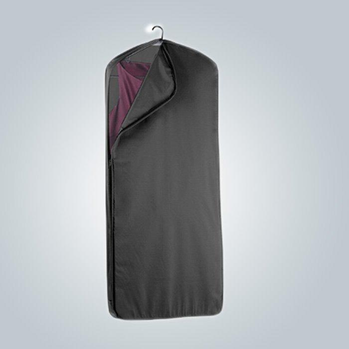 使い捨て可能なガーメント バッグ メンズ スーツ カバー ホーム使用