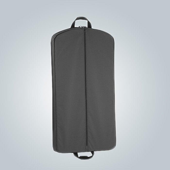 高級スーツ カバー/使い捨て不織布ガーメント カバーを卸売