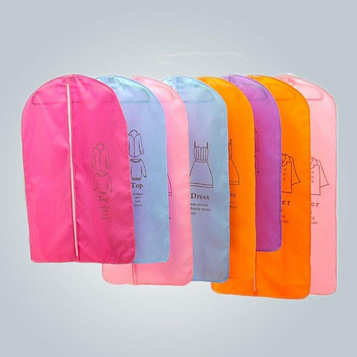 偉大な価格と OEM 工場不織布子供漫画ガーメント バッグ