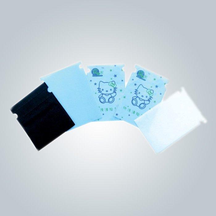 PP Bolsos tejidos reciclaje ecografía cosen joyería exportada al mercado de Asia
