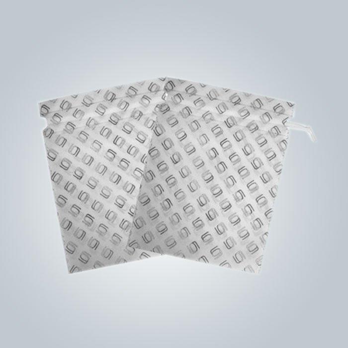 OEM ODM rosso sacchetto di tessuto Non tessuto in polipropilene 100% esportato al mercato europeo