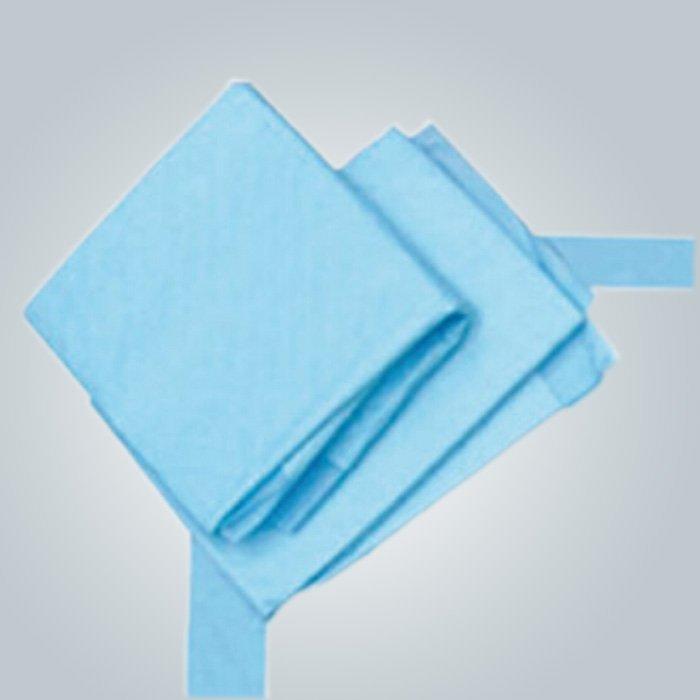 تنفس المضادة للبكتيريا بسب-نسيج الستائر الجراحية الطبية غير المنسوجة