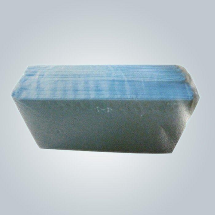 Jetable en polypropylène non-tissé médical pour l'hôpital, utilisation de Massage