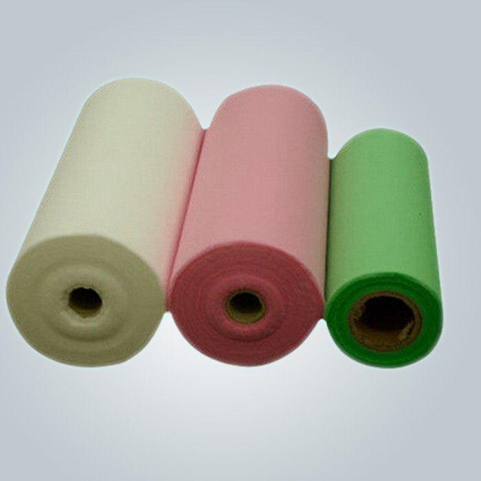 Multi colore Eco-amichevole tessuto Non tessuto medico per lenzuolo monouso