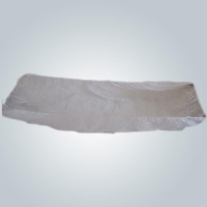 Lenzuola letto igienico monouso ospedale Spunbond del polipropilene tessuto non tessuto