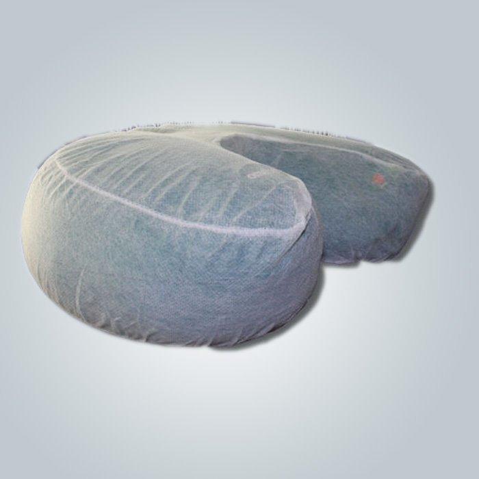 10-150gsm Einweg medizinische Textilien Seasame Punktmuster für U-Form-Kissenbezug