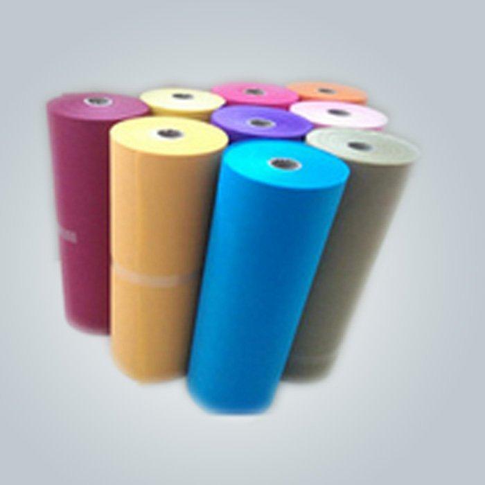 Tela no tejida impermeable completo Antibacterial en Material Virgen, productos para el cuidado saludable