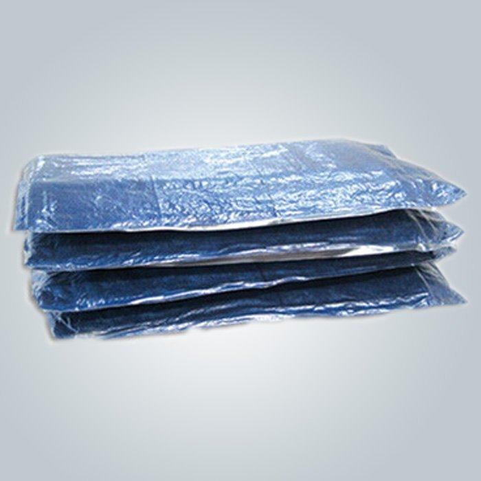 Compresas impermeables PPSB médico no tejido, Non Woven trapos mojados