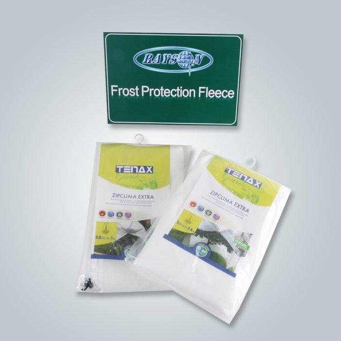 cultivo protección biodegradable pp no tejidos bolsas de tela