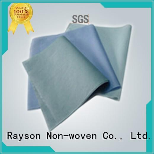 Eco - friendly 3 Ply Surgical Disposable 100% PP Spunbond Non Woven Bed Sheet For Medical